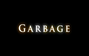 GARBAGE DOCUMENTARY