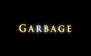 GARBAGE DOCUMENTARY
